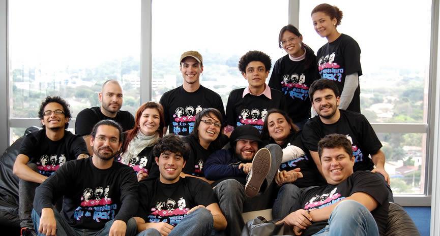 Equipe de produtos - WebCo